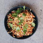 Recept: Zelfgemaakte Thaise Pad Thai met kip